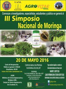 III SIMPOSIO MORINGA MAYO 2016